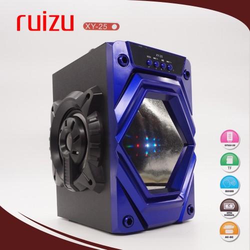 Loa bluetooth đa năng XY-25 có led hỗ trợ USB/TF/FM/AUX âm thanh chất lượng