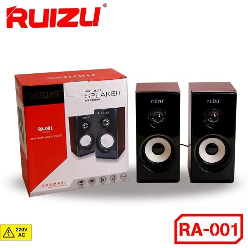 Loa 2.0 Ruizu RA-001-Điện 220v