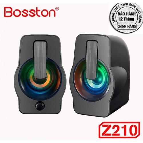 Loa 2.0 Bosston Z210-Led RGB