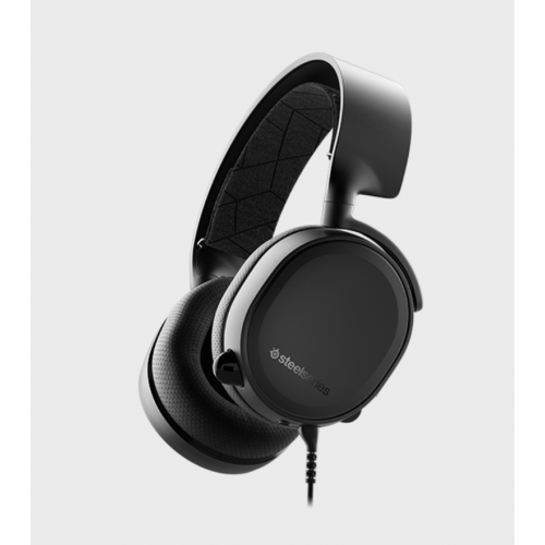 Tai nghe SteelSeries Arctis 3 2019 Edition Black (61503)